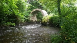 Cromwell's Bridge in Kenmare